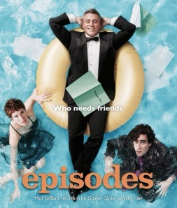 Episodes is one of my favourite things to watch at the moment!